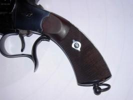A LeMat revolver