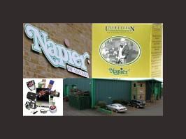 Napier termékek a Nimród-Derringer Fegyverszaküzletben