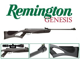 Remington Genesis ajándékba
