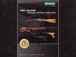 A Diana gyár képes története